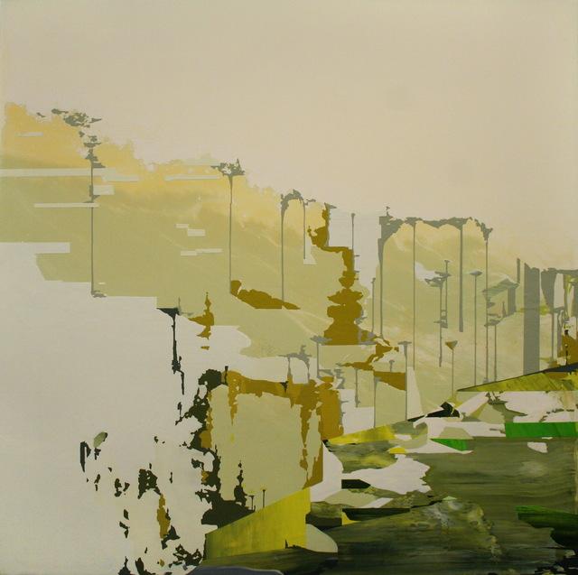 , 'Slope Coordinate,' 2014, Eleanor Harwood Gallery