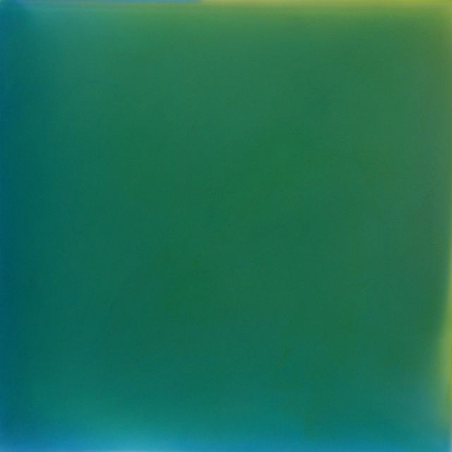, 'Green Meditation [I Look for Light],' 2013, Brian Gross Fine Art