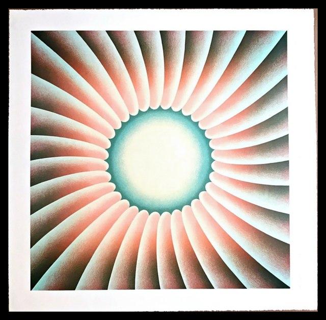 Judy Chicago, 'Through the Flower', 1991, Alpha 137 Gallery