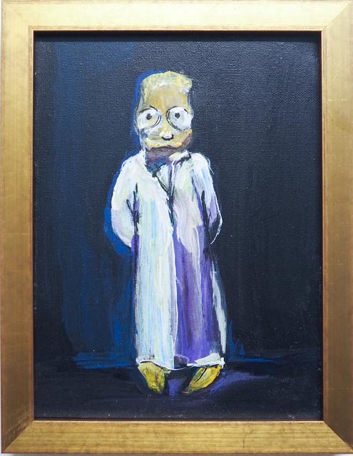 , 'haj simson,' 2018, Kristin Hjellegjerde Gallery