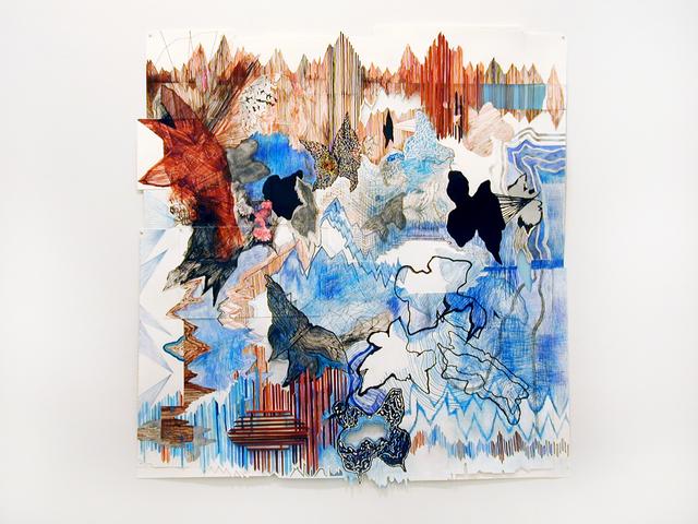 , 'Taughannock,' 2006-2007, New York Studio School