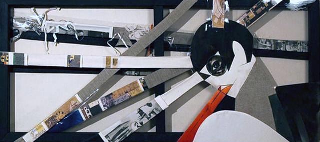 , 'Hannah Hoch,' 2004, Modern West Fine Art