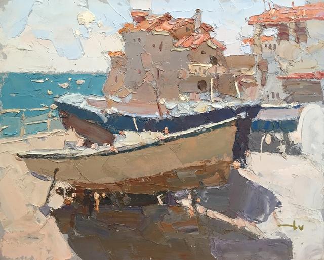 , 'Sunny Petrovac,' 2015, Grenning Gallery