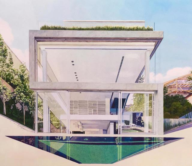 , 'Modal Home,' 2018, Galerie Nicolas Robert