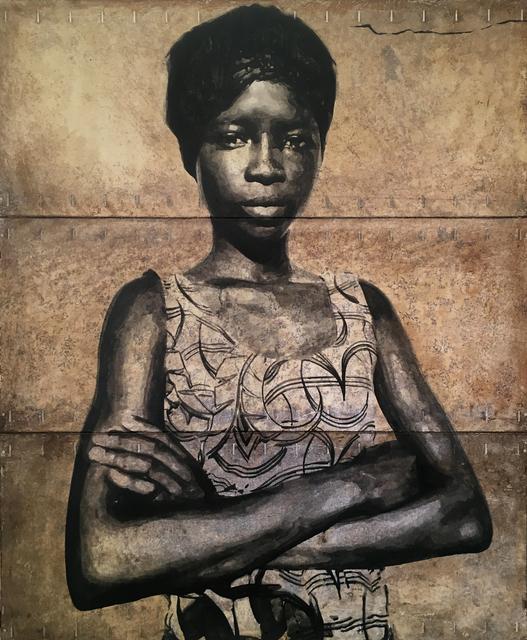, 'Aïcha, Koumassi,' 2018, LouiSimone Guirandou Gallery