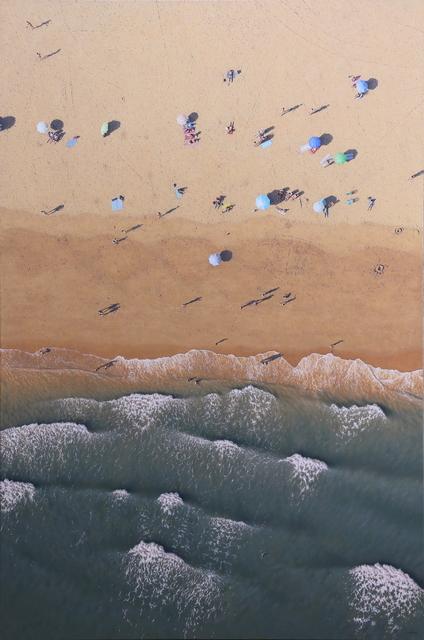 , 'Low Tide,' 2018, Bernarducci Gallery