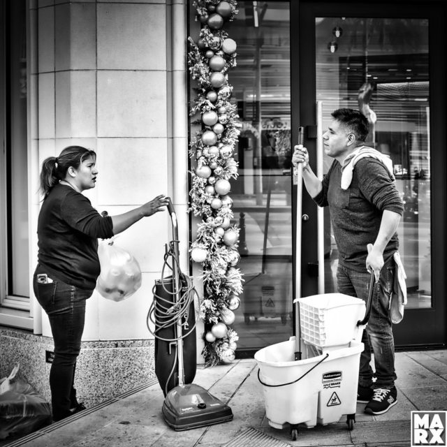 , 'Rodeo Drive Cleanup,' , Paul Fisher Gallery