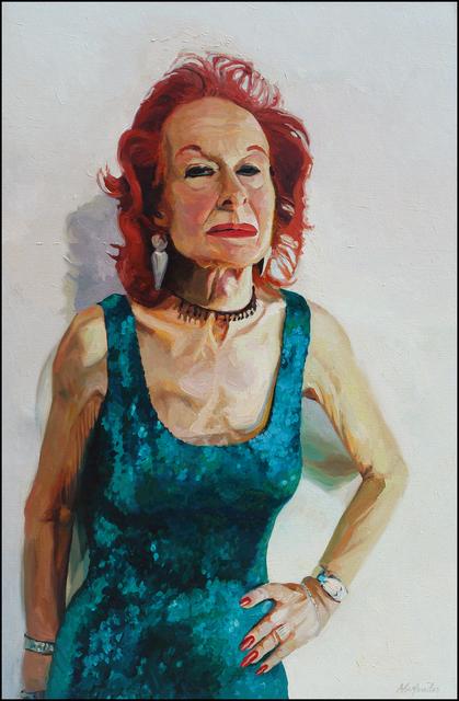 Laura Alexander, 'Olivia, Green Sequin Dress', 2004, Mana Contemporary