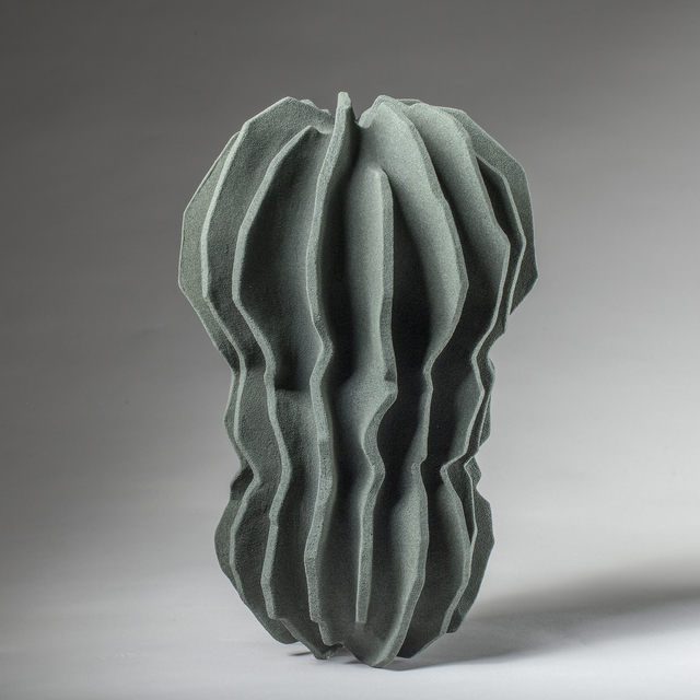 ", '""Organic Vase"" ,' 2015, J. Lohmann Gallery"