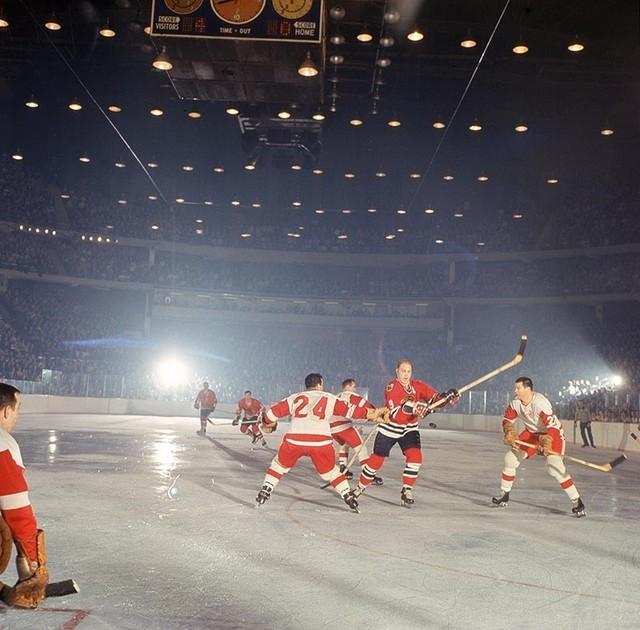 , 'Bobby Hull, Stanley Cup Playoffs, 1966,' 2018, Gallery Victor Armendariz