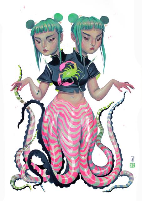Lauren YS, 'Freaks Only', 2019, Corey Helford Gallery