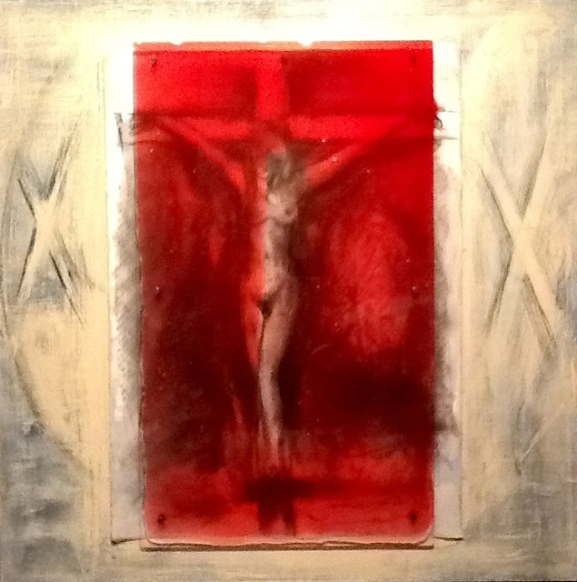 Milan Heger, 'The Unknown Saint', 2011, Archangel Gallery