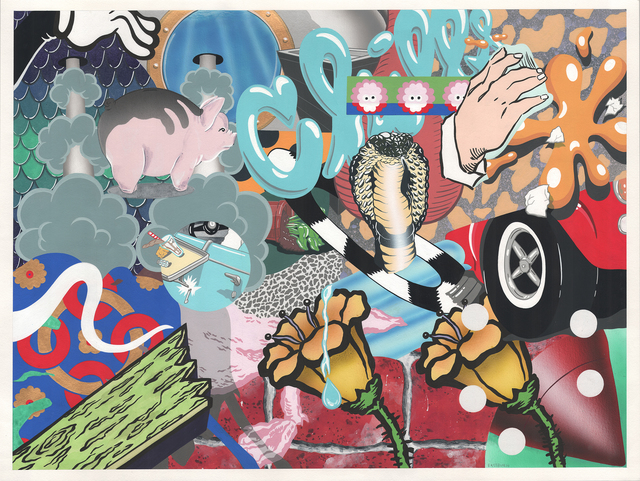 , 'Bird Brain,' 2018, Transmission Gallery