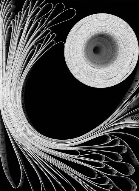 Susana Reisman, 'Measuring Tape 3', 2005, Photography, Archival Pigment Print, Circuit Gallery