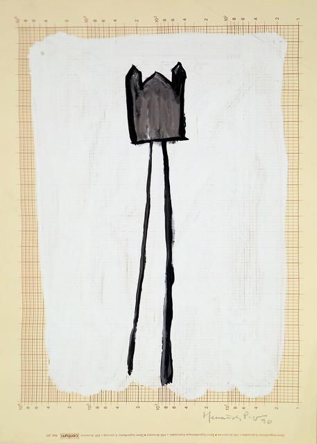 , 'Camí 1,' 1990, Galería Joan Prats