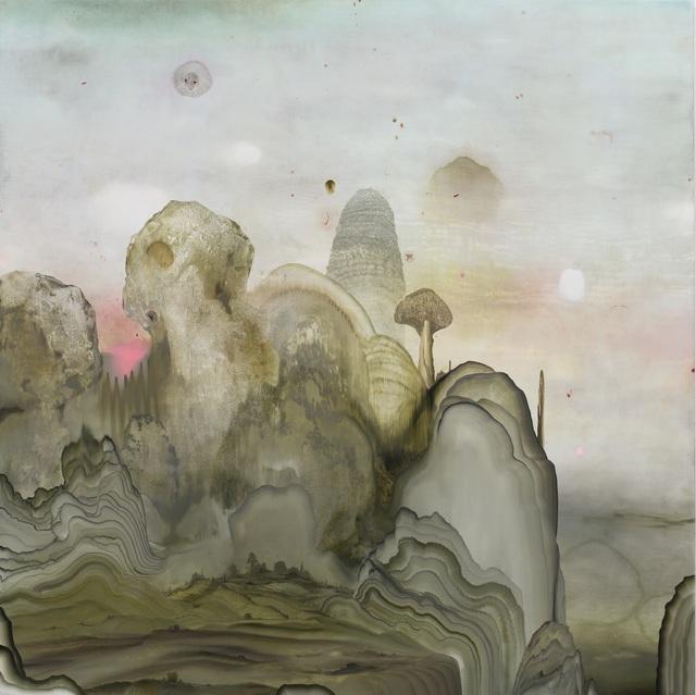 , 'Berge,' 2017, DC Moore Gallery