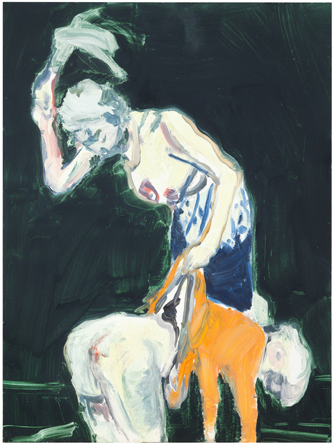 , 'Heav'n of Hell, Hell of Heav'n,' 2014, Galerie Anhava