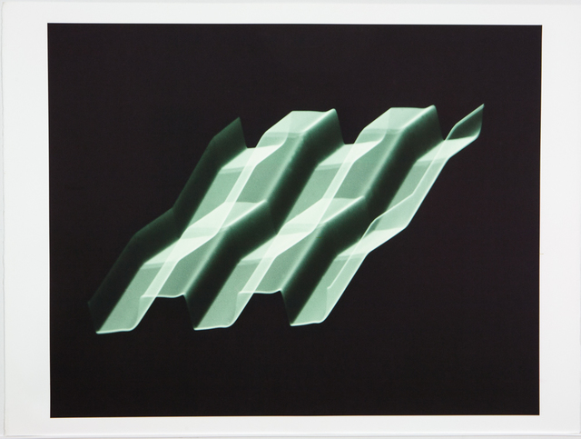 , 'Waveform Studies XXII,' 1977-2003, BERG Contemporary