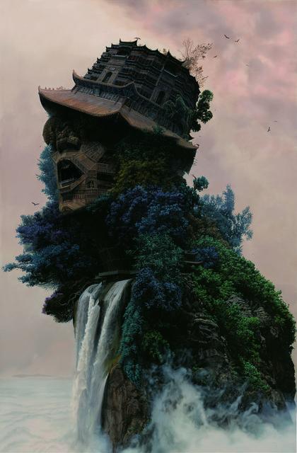 Du Kun, 'Sky View Tower', 2015, Mizuma Art Gallery