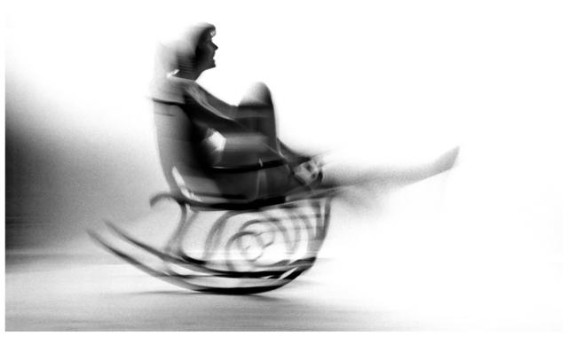 , 'Five Girls The Rocking Chair,' , Milk Gallery