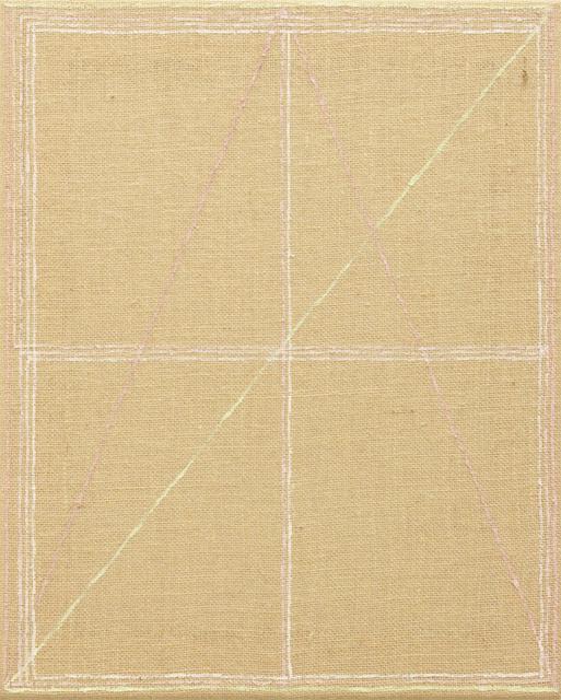 , 'ZWIESPALT,' 2018, Christine König Galerie