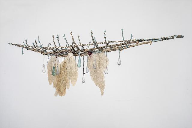 Raine Bedsole, 'Atropos', 2018, Sculpture, Mixed media, Callan Contemporary