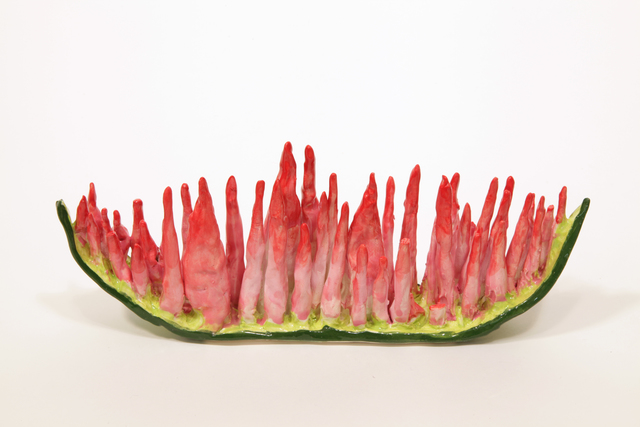 , 'Watermelon Decay,' , Burning in Water