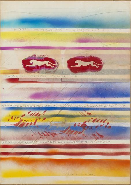 , 'Senza Titolo (Inaspettatamente impossibile...),' 1978, Erica Ravenna Arte Contemporanea
