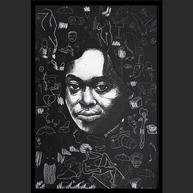 , 'Black Beauty,' 2018, Eclectica Galleries