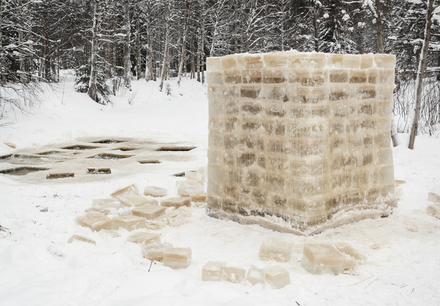 Antti Laitinen, 'Lake Deconstruction I,' 2011, Nettie Horn Gallery