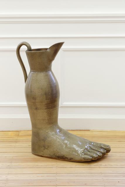 , 'Large Stoneware Vessel n°04,' 2014, Micheline Szwajcer