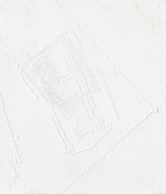 , 'Archéologie du futur, Mesopotamia,' 2014, Galerie Mitterrand