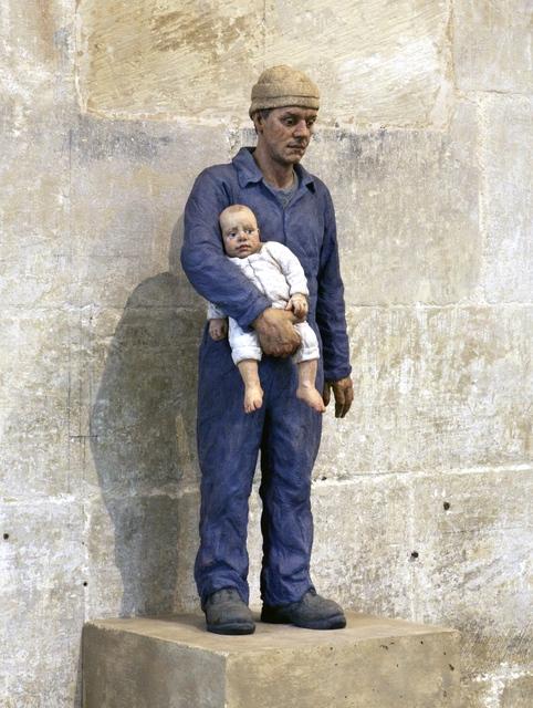 , 'Man and child,' 2001, LKFF