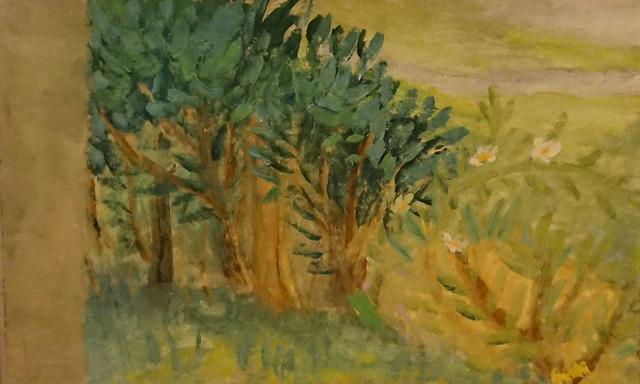 , 'Sandeig, Wooded Landscape,' , Messum's