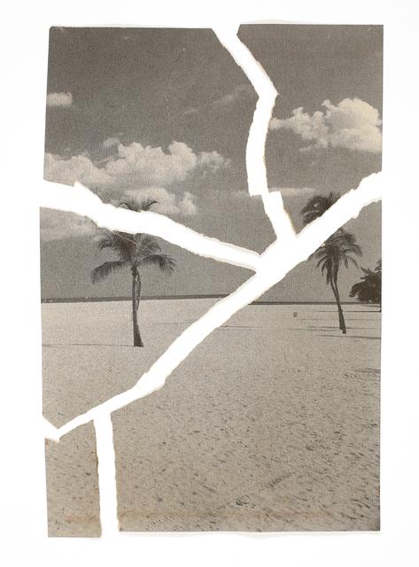 , 'Nothing seems exotic anymore,' 2015, Galerie Krinzinger