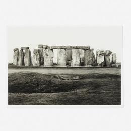 Paul Caponigro, 'Stonehenge,' 1967 / printed later, Wright: Prints + Multiples (January 2017)