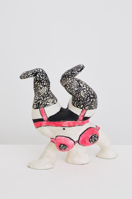 , 'Mini Nana acrobate,' 1967, Galerie Mitterrand