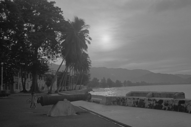, 'E&O Hotel sunset,' 1952, Sultan Ismail Photograph Editions