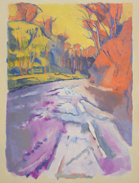 , 'The Yarra at Pound Bend ,' 2016, Charles Nodrum Gallery