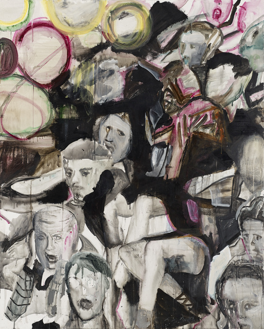 , 'Silent Bombardment,' 2016, Mind Set Art Center