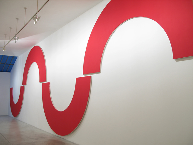 , 'Untitled (Red Arch),' 2007, Spencer Brownstone Gallery