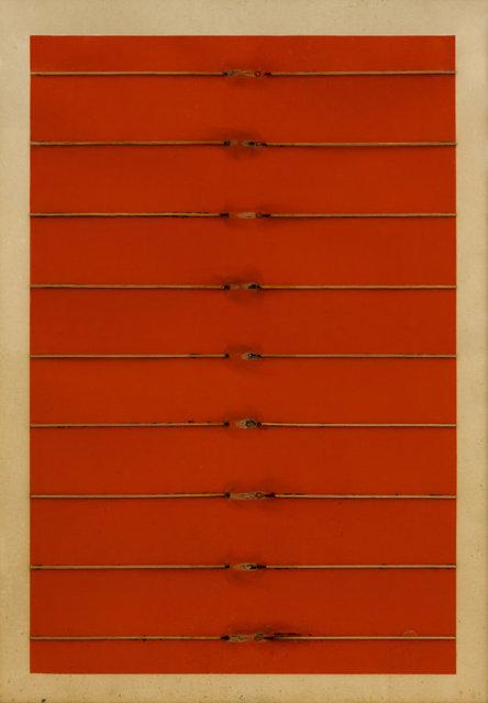 , 'Dessin de feu,' 1974, ABC-ARTE