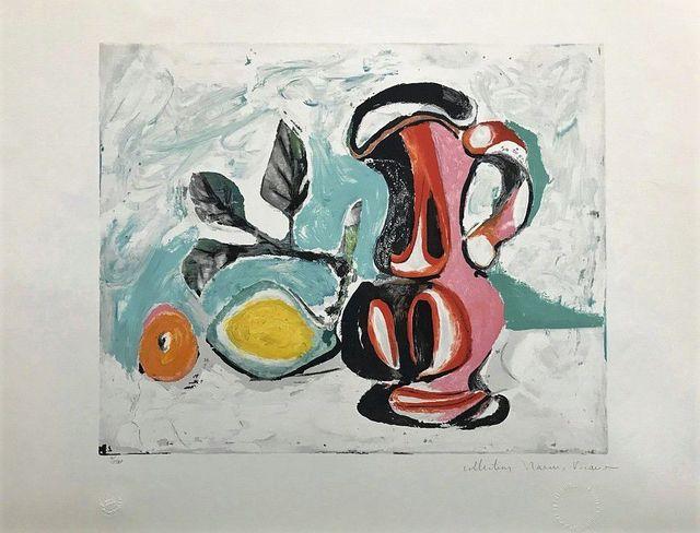 Pablo Picasso, 'Nature Morte au Pichet Rose', 1980, Cerbera Gallery