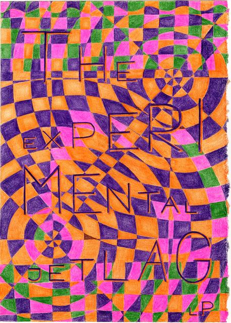 , 'The Experimental Jetlag LP - Imaginary Bands #174,' 2017, Mini Galerie