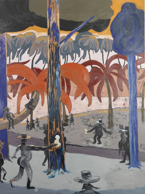 , 'Das Duell,' 2017, Setareh Gallery