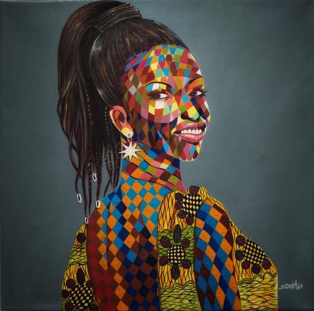 Mavova Simba, 'Untitled ', 2017, AfricArt Gallery Hong Kong