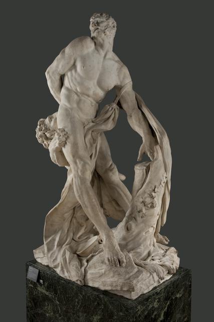 Pierre Puget, 'Milon de Crotone (Milo of Croton)', 1671-1682, Musée du Louvre