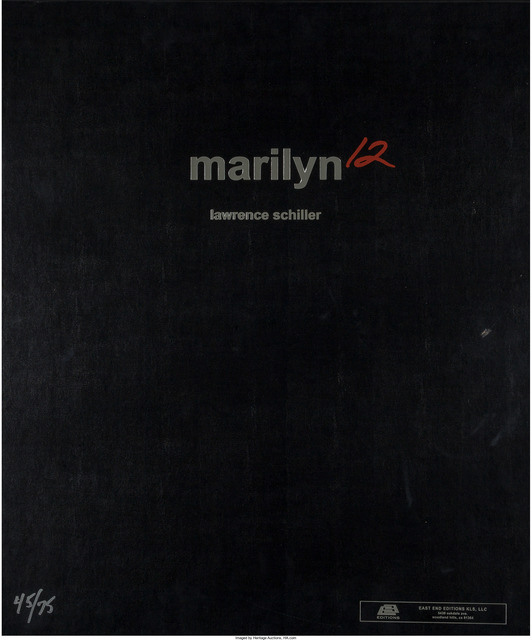 Lawrence Schiller, 'Marilyn 12 Portfolio (fourteen photographs)', 1962, Heritage Auctions