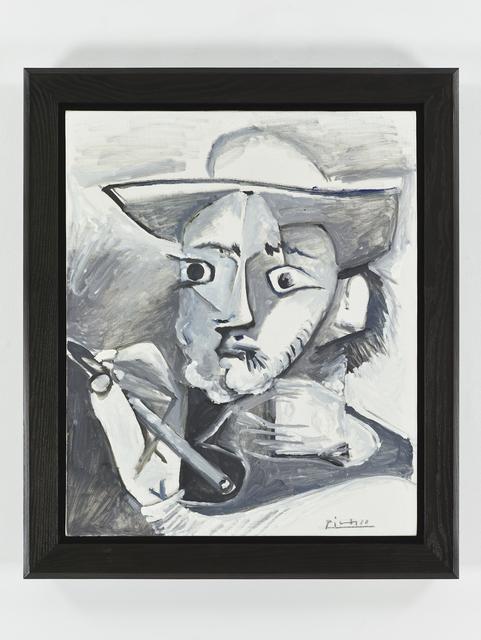 , 'Le peintre au chapeau,' 1965, Lévy Gorvy