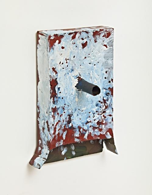 , 'Untitled (TBD Mask M3.b),' 2008, Gagosian